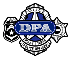 Dalls Police Association logo