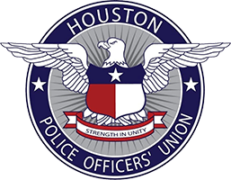 Houston Polcie Officers Union logo